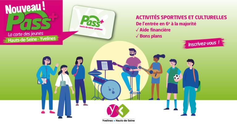 PASS+ une aide sport et culture pour les jeunes